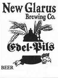 mark for NEW GLARUS BREWING CO. EDEL-PILS BEER, trademark #77138543