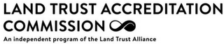 mark for LAND TRUST ACCREDITATION COMMISSION AN INDEPENDENT PROGRAM OF THE LAND TRUST ALLIANCE, trademark #77138778