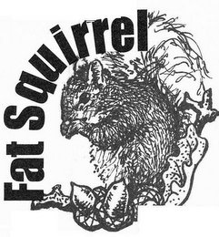 mark for FAT SQUIRREL, trademark #77139141