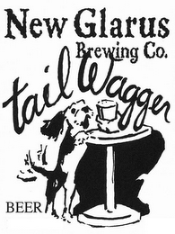 mark for NEW GLARUS BREWING CO. TAIL WAGGER BEER, trademark #77139258
