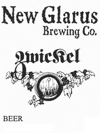 mark for NEW GLARUS BREWING CO. ZWICKEL BEER, trademark #77139285