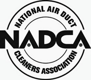 mark for NADCA NATIONAL AIR DUCT CLEANERS ASSOCIATION, trademark #77140666