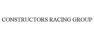 mark for CONSTRUCTORS RACING GROUP, trademark #77141035