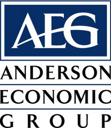 mark for AEG ANDERSON ECONOMIC GROUP, trademark #77142322