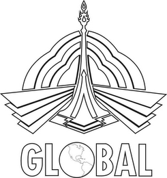 mark for GLOBAL, trademark #77142460