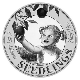 mark for SEEDLINGS ALL NATURAL BABY FOOD, trademark #77142949