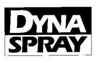 mark for DYNASPRAY, trademark #77144095