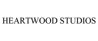mark for HEARTWOOD STUDIOS, trademark #77145414