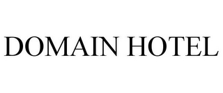 mark for DOMAIN HOTEL, trademark #77146322