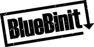 mark for BLUEBINIT, trademark #77146356