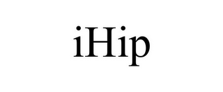 mark for IHIP, trademark #77147020