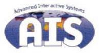 mark for ADVANCED INTERACTIVE SYSTSEMS AIS, trademark #77147857