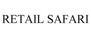 mark for RETAIL SAFARI, trademark #77148550