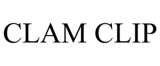mark for CLAM CLIP, trademark #77148629