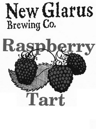 mark for NEW GLARUS BREWING CO. RASPBERRY TART, trademark #77148737