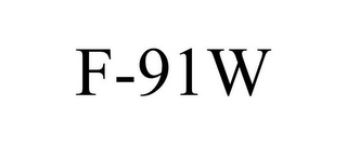 mark for F-91W, trademark #77149980