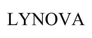 mark for LYNOVA, trademark #77149993