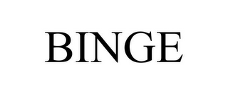 mark for BINGE, trademark #77150179