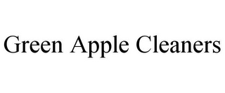 mark for GREEN APPLE CLEANERS, trademark #77150575