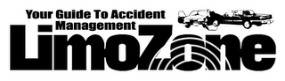 mark for LIMOZONE YOUR GUIDE TO ACCIDENT MANAGEMENT, trademark #77152745