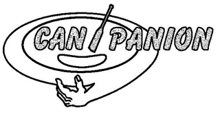 mark for CAN PANION, trademark #77154571