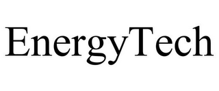 mark for ENERGYTECH, trademark #77156650