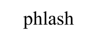 mark for PHLASH, trademark #77156792