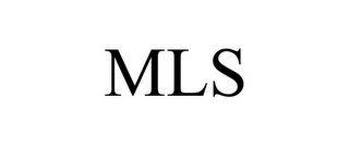 mark for MLS, trademark #77157238