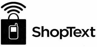 mark for SHOPTEXT, trademark #77159139