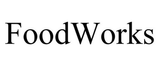 mark for FOODWORKS, trademark #77159419