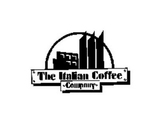 mark for THE ITALIAN COFFEE COMPANY, trademark #77159670
