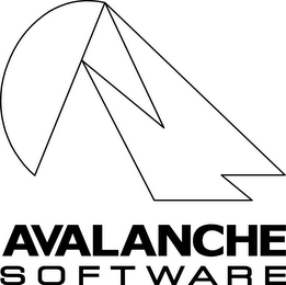 mark for AVALANCHE SOFTWARE, trademark #77160133