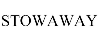 mark for STOWAWAY, trademark #77160223