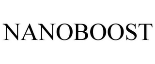 mark for NANOBOOST, trademark #77160296