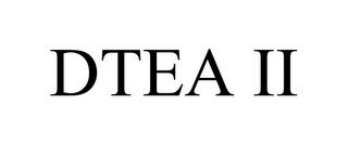 mark for DTEA II, trademark #77160958