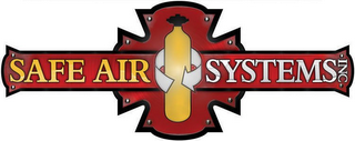 mark for SAFE AIR SYSTEMS INC, trademark #77161737