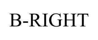 mark for B-RIGHT, trademark #77161828