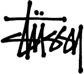 mark for STUSSY, trademark #77162331