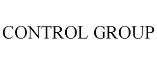 mark for CONTROL GROUP, trademark #77162984