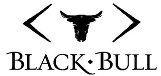 mark for BLACK BULL, trademark #77163335