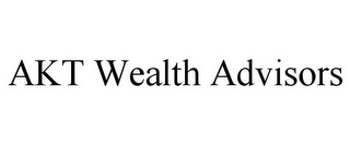 mark for AKT WEALTH ADVISORS, trademark #77163594