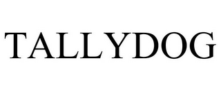 mark for TALLYDOG, trademark #77163998