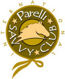 mark for PARELLI SAVVY CLUB INTERNATIONAL, trademark #77164782