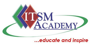 mark for ITSM ACADEMY ...EDUCATE AND INSPIRE, trademark #77164980
