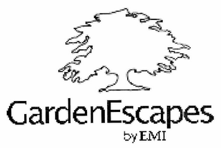 mark for GARDENESCAPES BY EMI, trademark #77165985