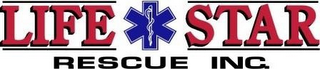 mark for LIFE STAR RESCUE INC., trademark #77166388