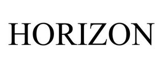 mark for HORIZON, trademark #77166435