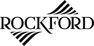 mark for ROCKFORD, trademark #77166498