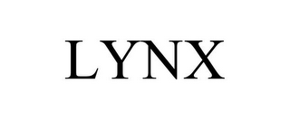 mark for LYNX, trademark #77169772