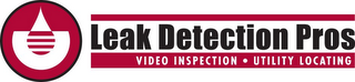 mark for LEAK DETECTION PROS VIDEO INSPECTION · UTILITY LOCATING, trademark #77171072